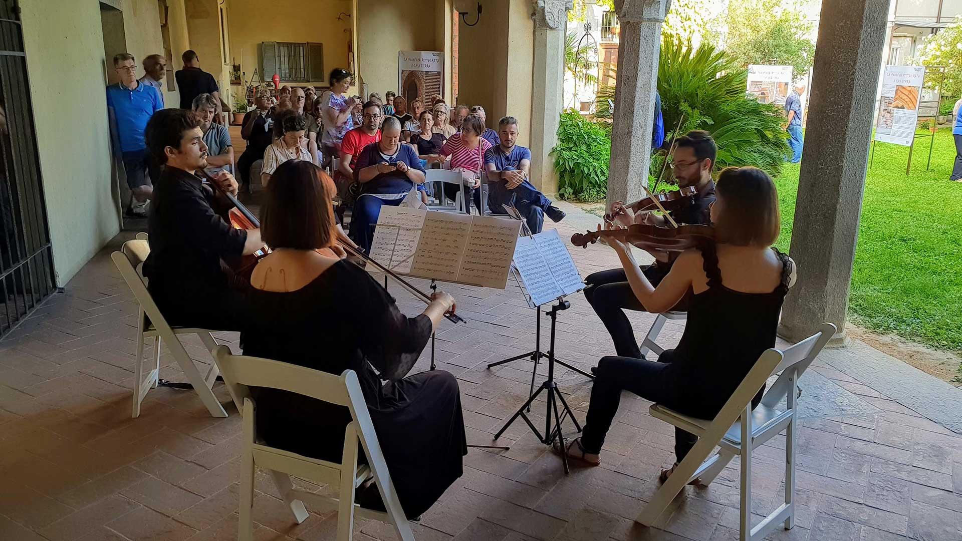 ClassicAperta: 9 giugno - Musica Classica e convivialità nei co