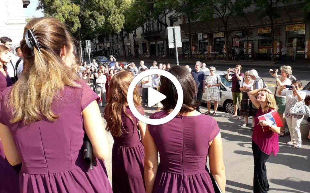 Video: Coro Giovanile Toscano – Fuoriprogramma
