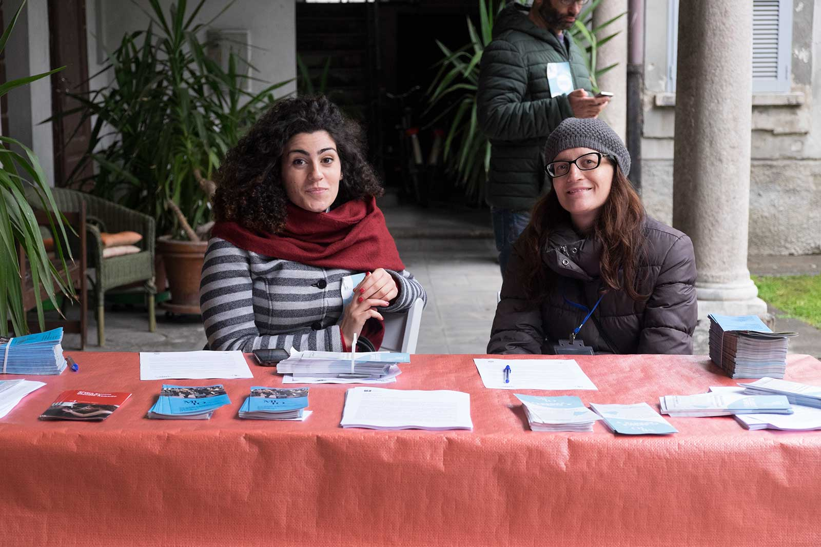 Associazione per MITO Onlus: volontari 6 maggio 2017 Quartiere A