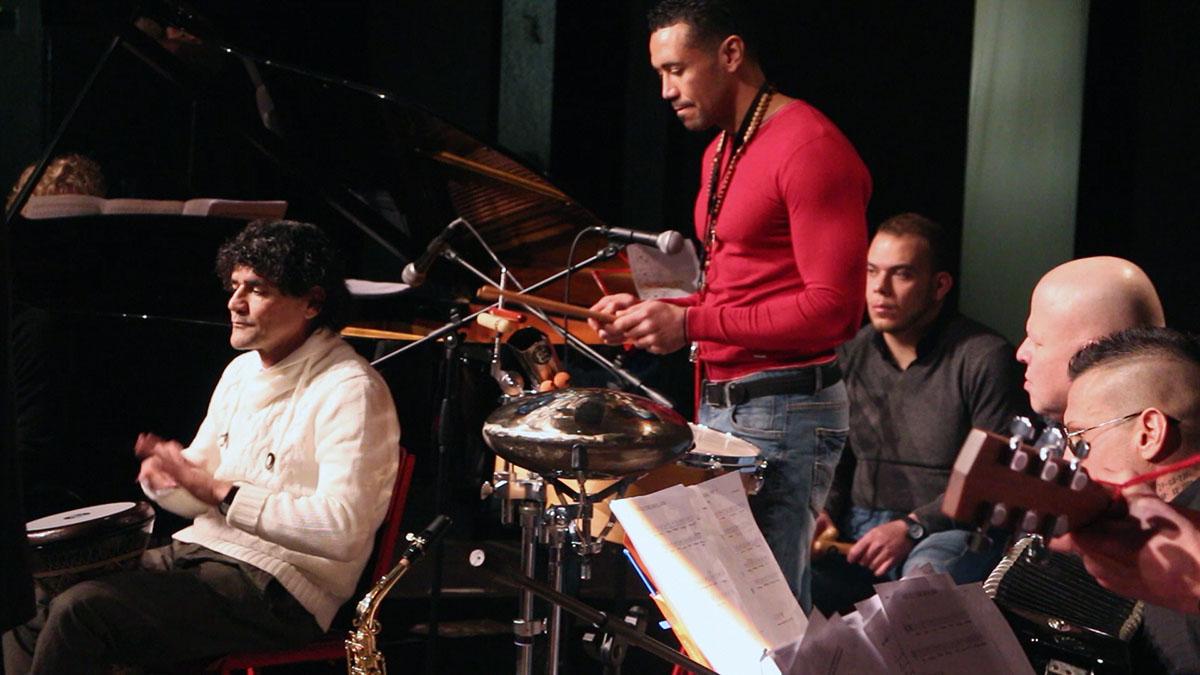 Orchestra in Opera