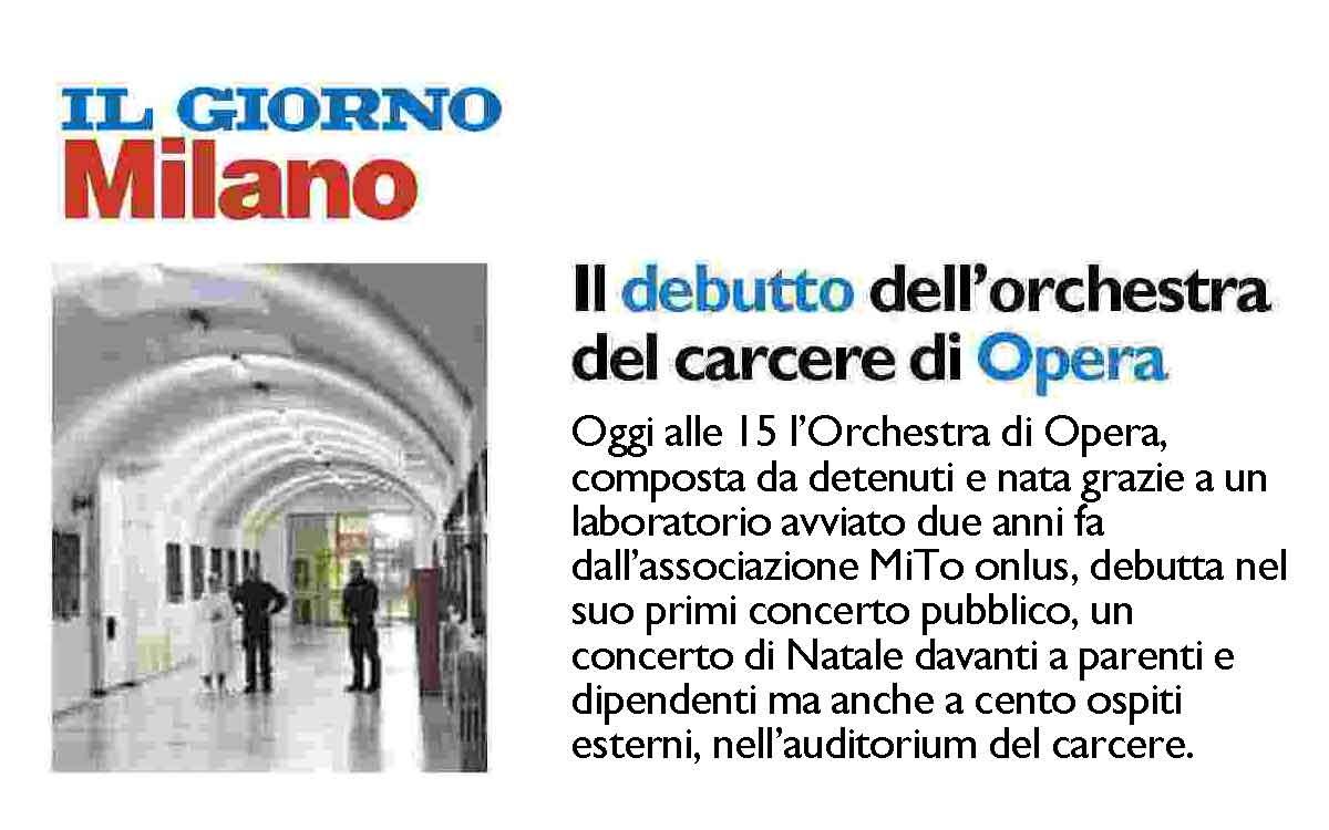 Associazione per MITO Onlus: Orchestra in Opera