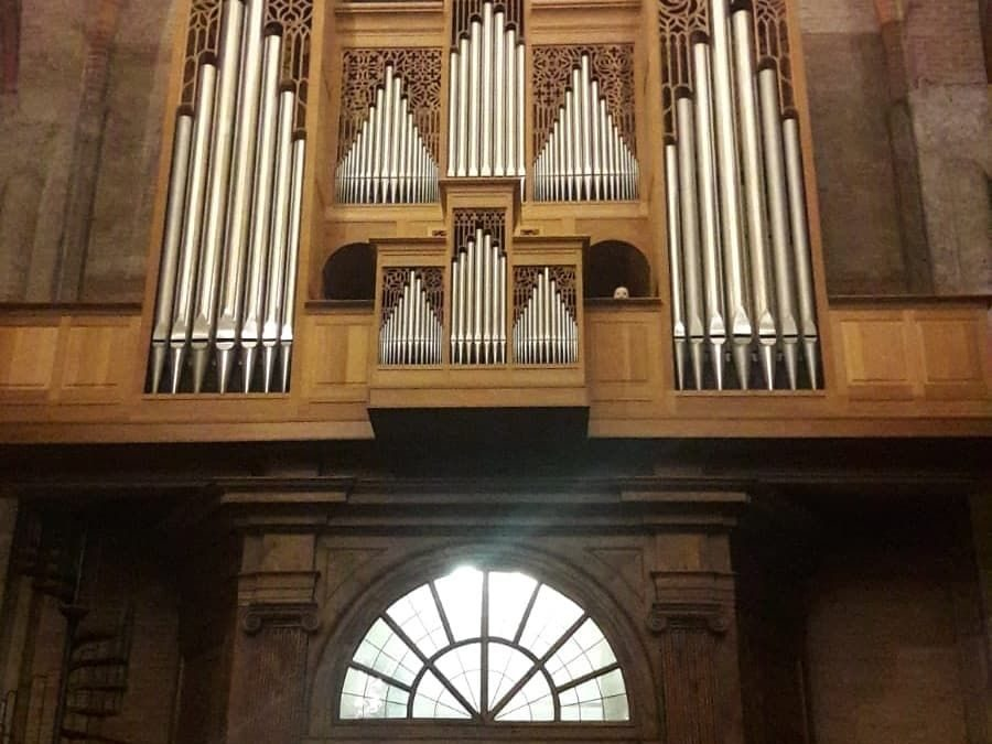 Concerto d'organo del M° Lorenzo Ghielmi