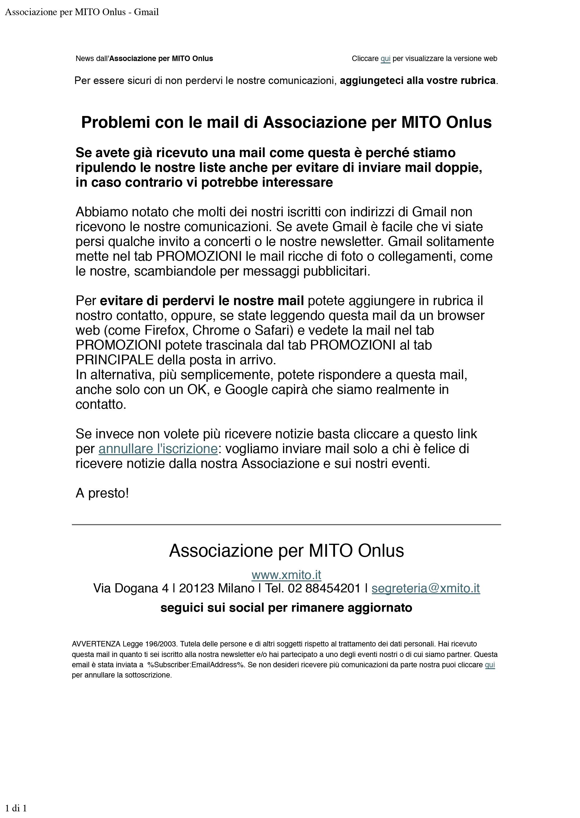 2018-12-14-AssociazioneperMITOOnlus-Gmail