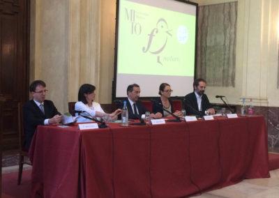 Conferenza stampa di presentazione MITO SettembreMusica 2017
