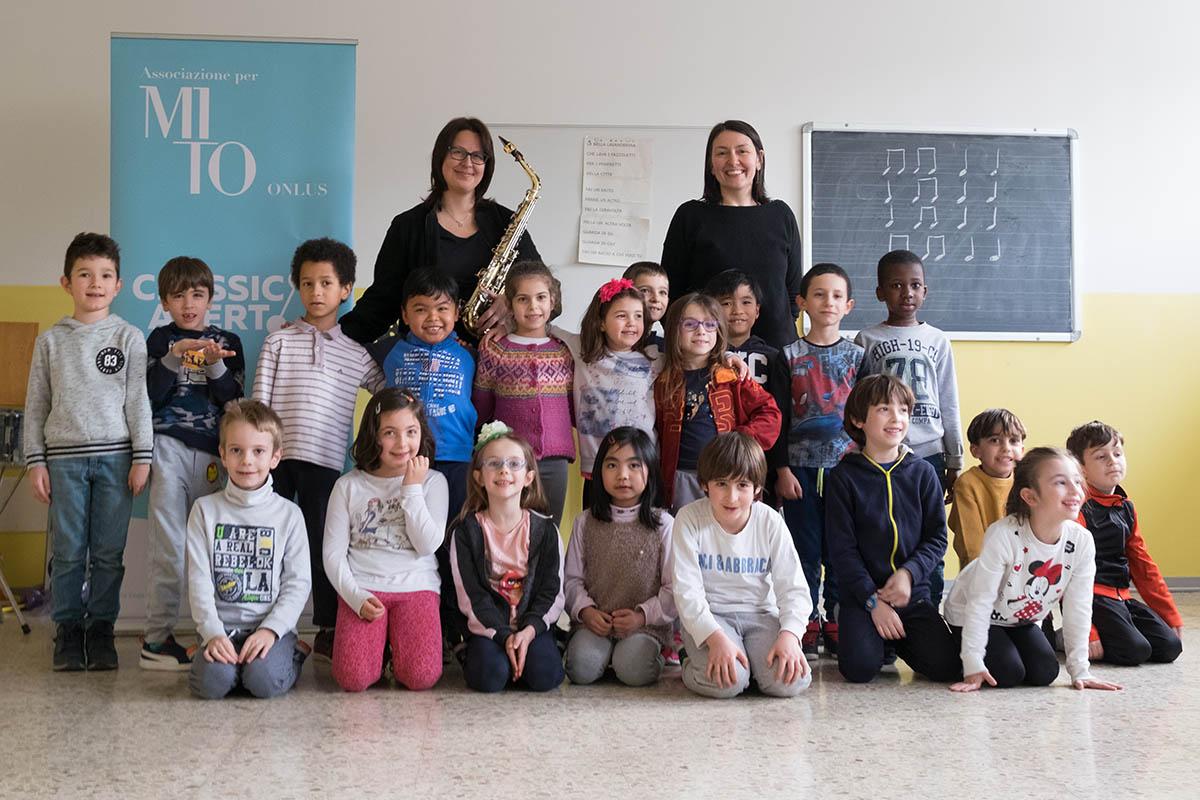EME - Facciamo Musica! - Scuola via San Mamete