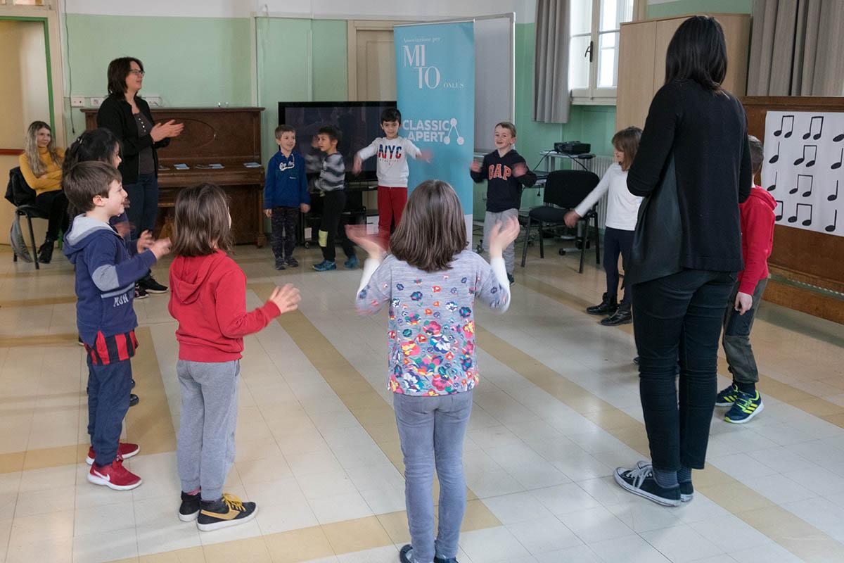 EME - Facciamo Musica! - Scuola Via Galvani