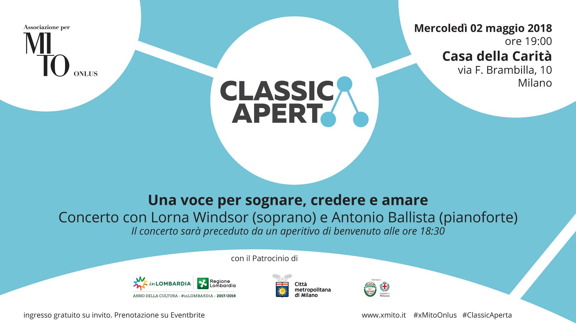 xMito invita ClassicaAperta