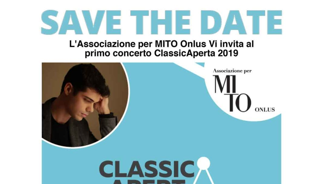 2019-02-12 Invito ClassicAperta: Emanuele Misuraca