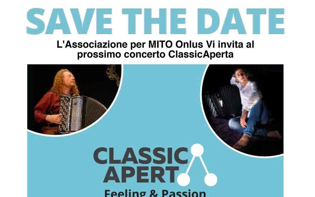2019-04-04 Invito ClassicAperta: Feeling Passion