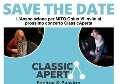 2019-04-04 Invito ClassicAperta: Feeling Passion