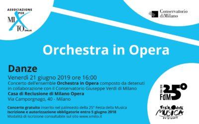 Invito Orchestra in Opera: Danze