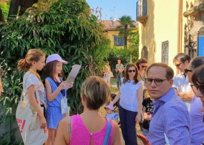 Eccezionali Piccole guide di Villa de Ponti