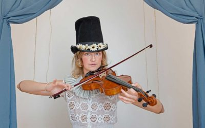 Fra le antiche mura: il violino di Anais Drago