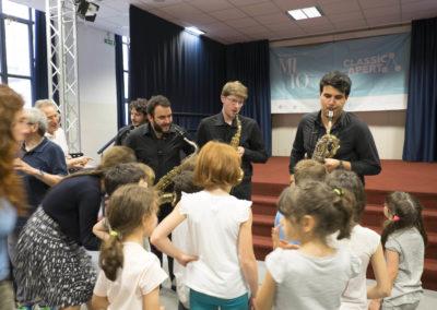 #4 Appuntamento ClassicAperta: Vagues Saxophone Quartet