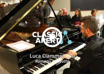 Video: Luca Ciammarughi: Rameau, Gavotta