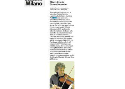 La Repubblica: E Bach diventa Giuann Sebastian