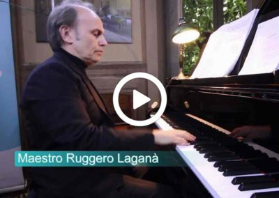Video: Fantasie Musicali – Concerto per piano del M° Ruggero Laganà