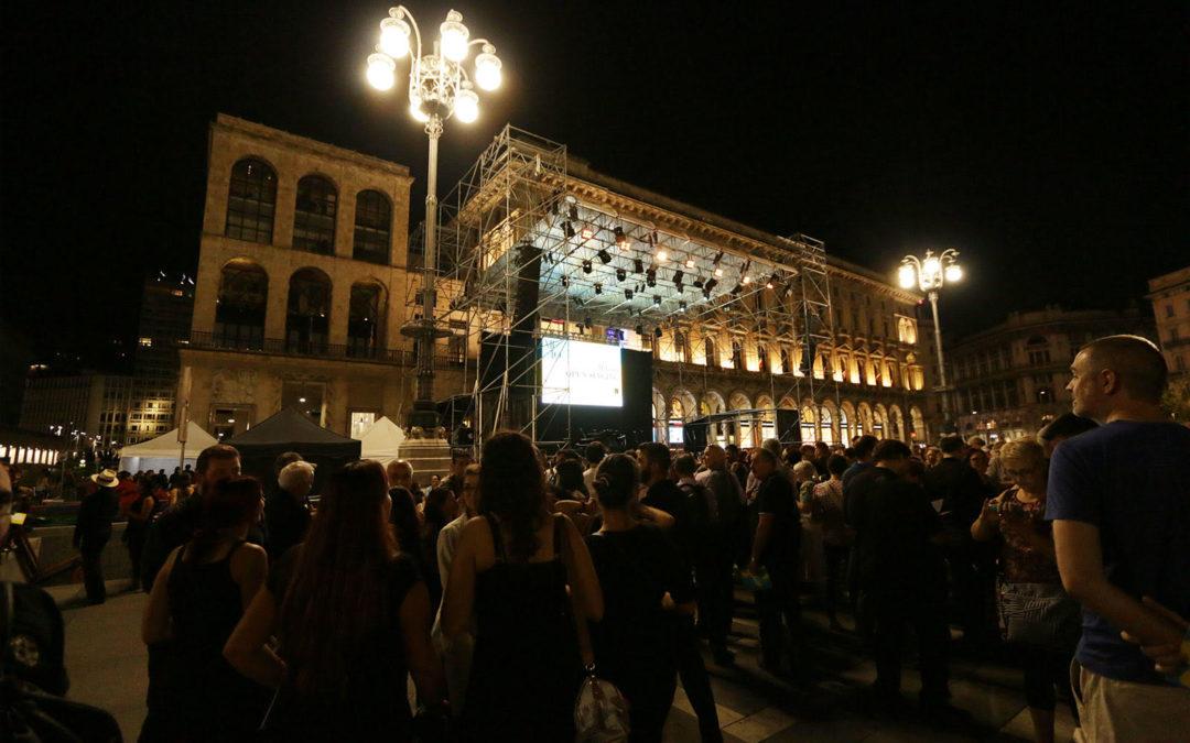 Piazza Duomo: disposizioni di sicurezza