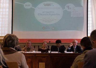 Conferenza stampa di presentazione ClassicAperta