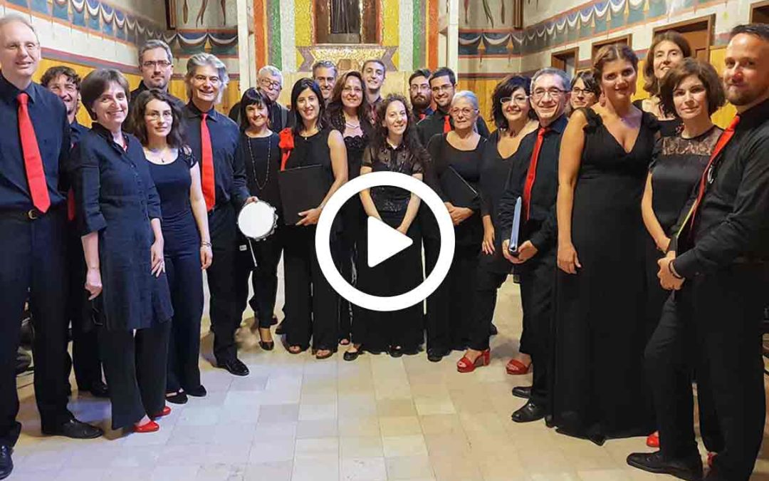 Video: Ensemble Vocale Calycanthus