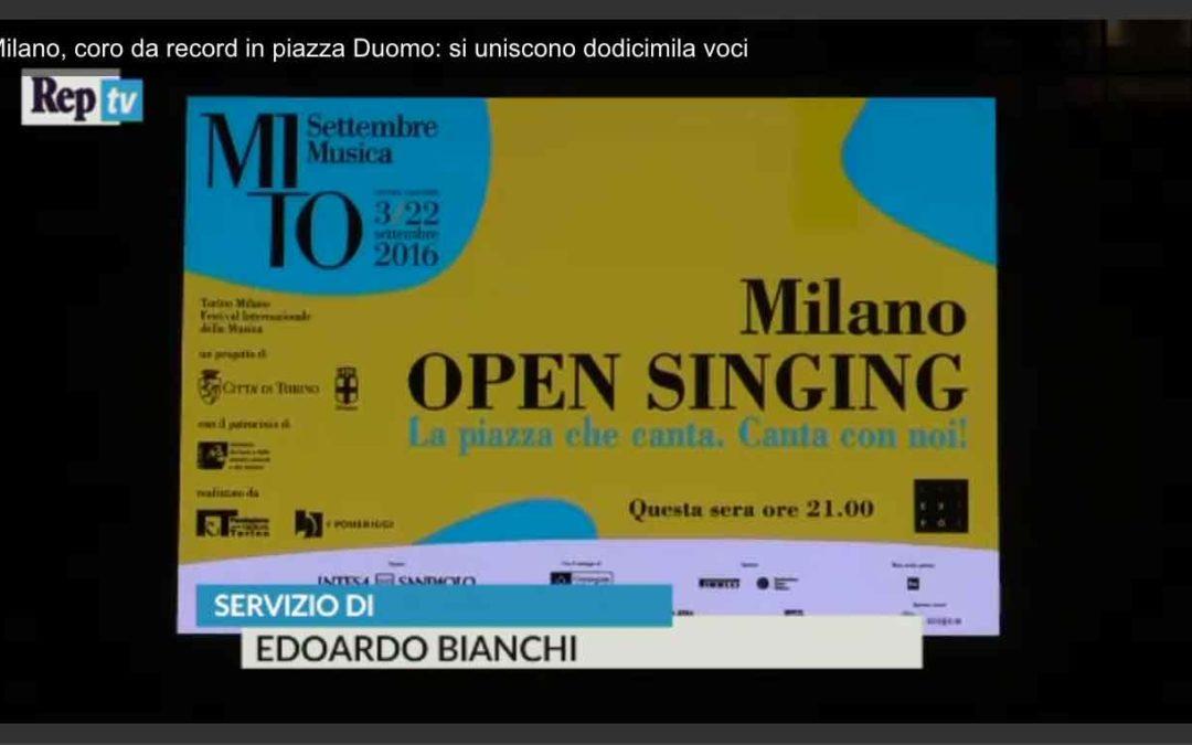 Open Singing 2016