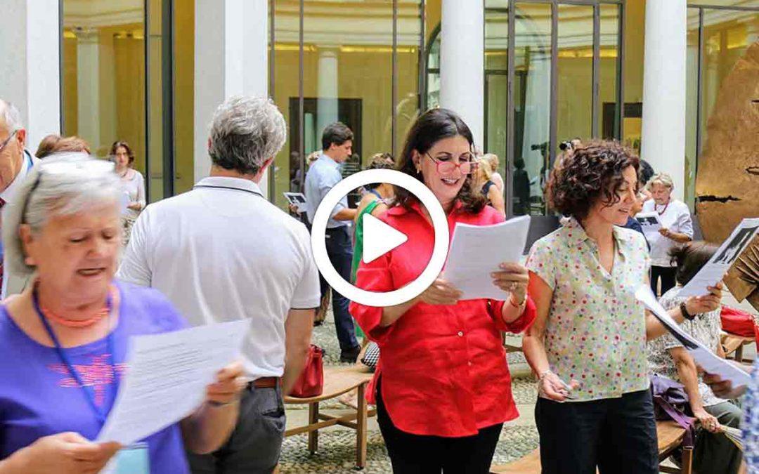 Video: Cantachetipassa: il primo appuntamento