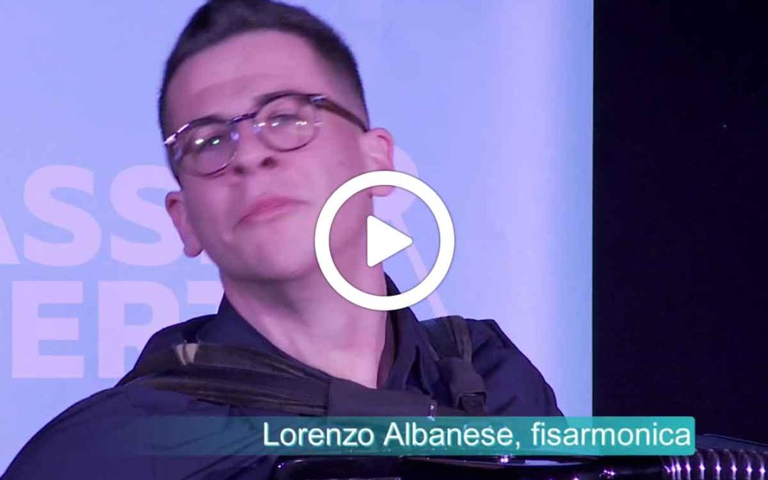 Video: Feeling & Passion – Lorenzo Albanese