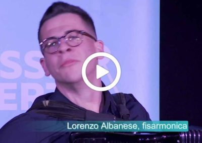 Video: Feeling & Passion – Lorenzo Albanese