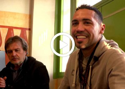 Video: Orchestra in Opera: intervista a Omar