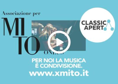 Associazione per MITO Onlus – spot tv