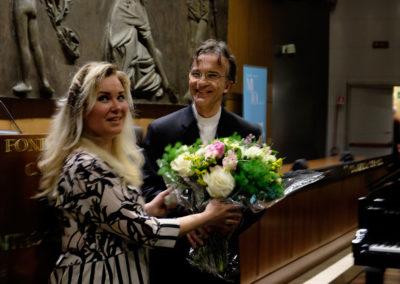 Primo concerto di ClassicAperta:Maria Tretyakova e Vovka Ashkena
