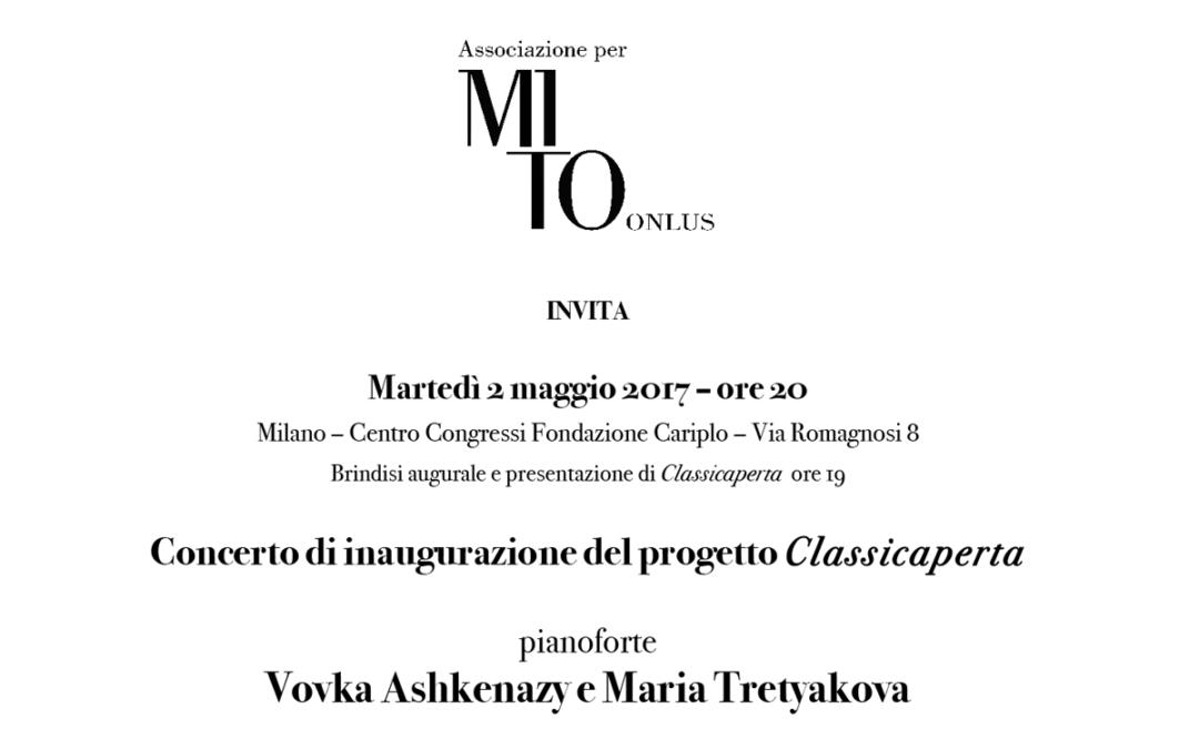 Concerto di inaugurazione ClassicAperta