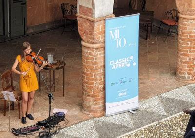 ClassicAperta: Anais Drago - Solo Project Concerto a Villa Bottini La Limonaia, Sede di Rappresentaza dell'Associazione per MITO Onlus