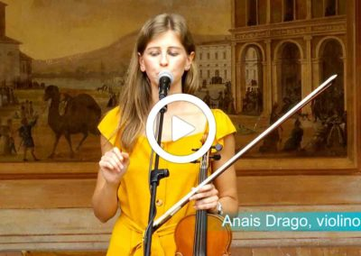 Video. Anais Drago: Solo Project – Un segno