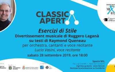 Ruggero Laganà: Esercizi di stile