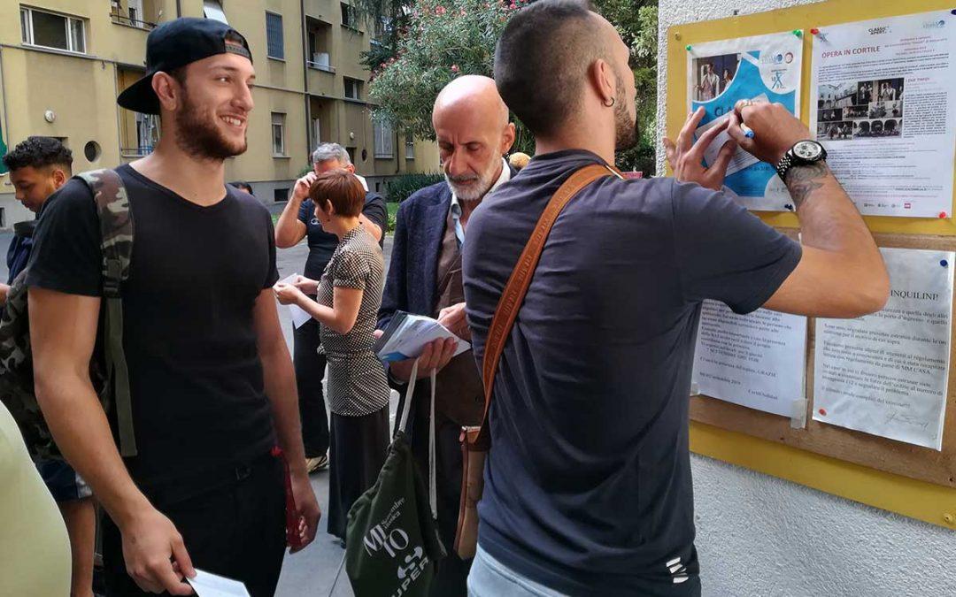 Casting per i Due timidi di Nino Rota