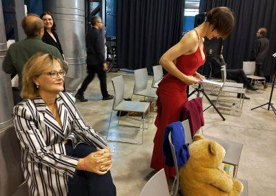 Esercizi di Stile – Backstage