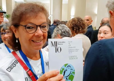 MITO SettembreMusica 2019:Carmina Tedeschi