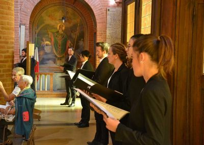MITO SettembreMusica 2019: il Giorno dei Cori - Abbazia di Santa