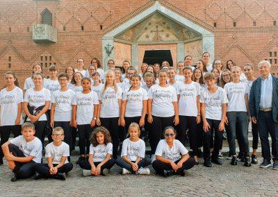 Il Giorno dei cori – Chiesa di San Giovanni Battista alla Creta