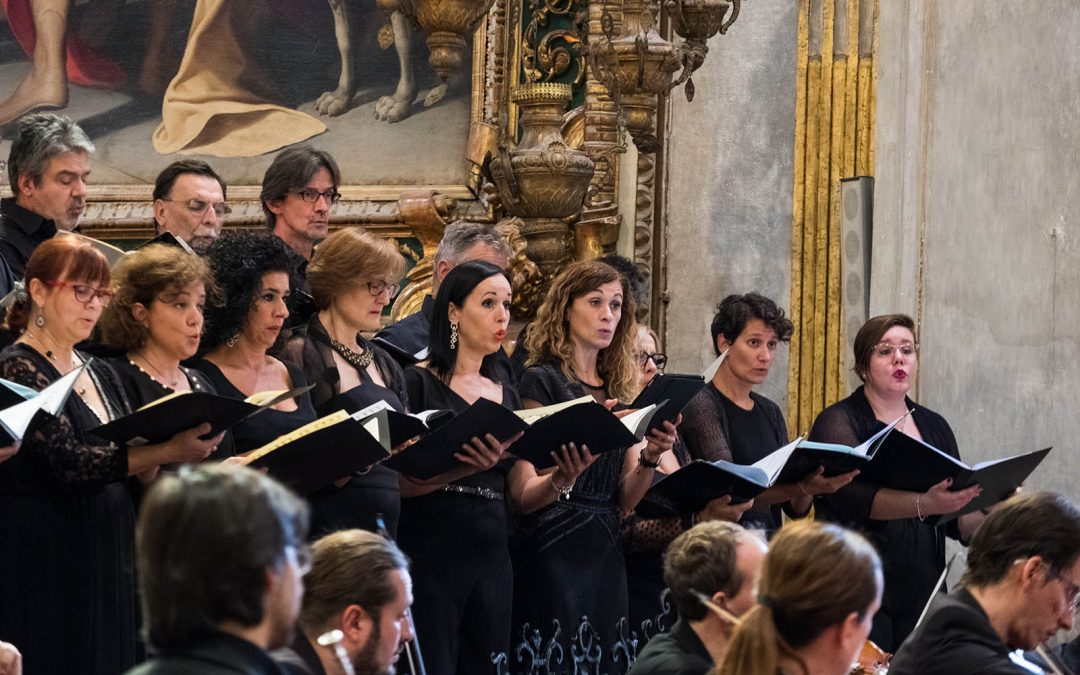 Vivaldi a Messa