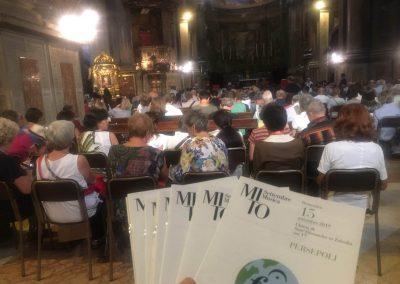 MITO SettembreMusica 2019: Chiesa di Sant'Alessandro in Zebedia