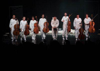 MITO SettembreMusica 2019: Violoncelli Guerrieri - Cello Octect