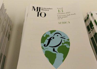 MITO SettembreMusica 2019: Africa