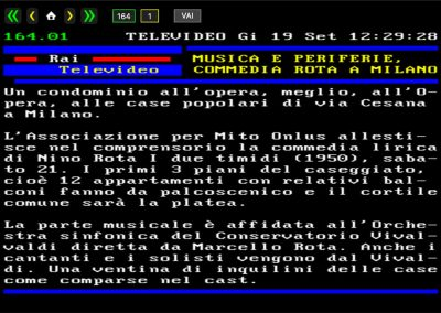 Televideo RAI Cultura: I due timidi