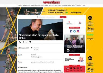 ViviMilano – Esercizi di Stile