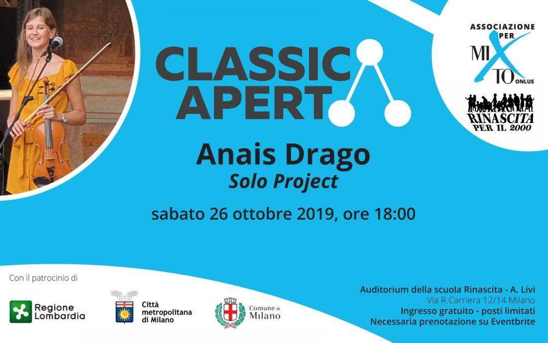 Anais Drago – Solo Project