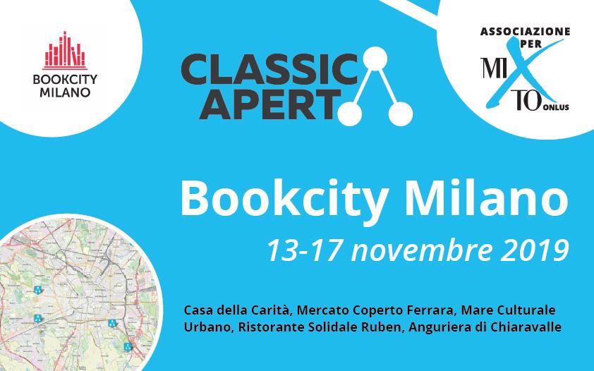 ClassicAperta a Bookcity 2019