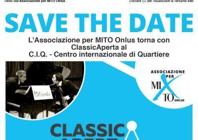 2019-06-07 Invito ClassicAperta: Musica in Maschera