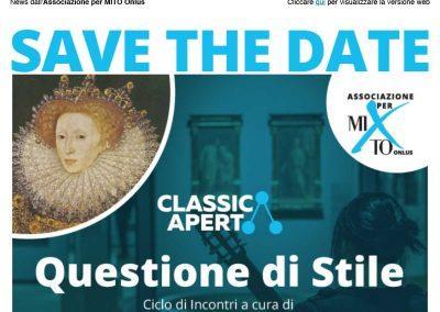 2019-10-14 – Invito ClassicAperta – Questione di Stile: Al collo